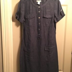 Dresses & Skirts - Vintage Orivis shit dress